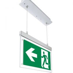 Luce d'emergenza a LED...