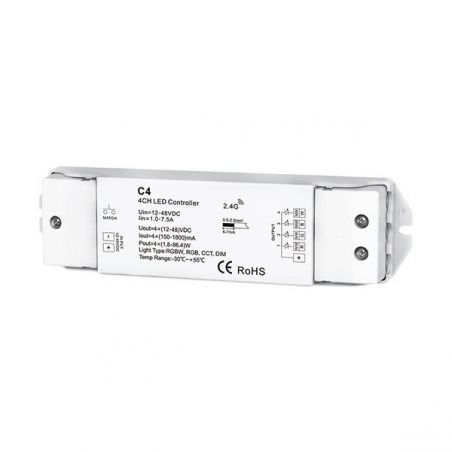 LED RGB / RGBW Controller...