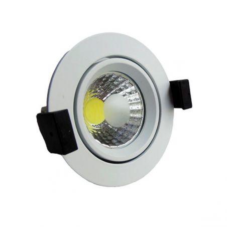 Faretto LED COB Rotondo...