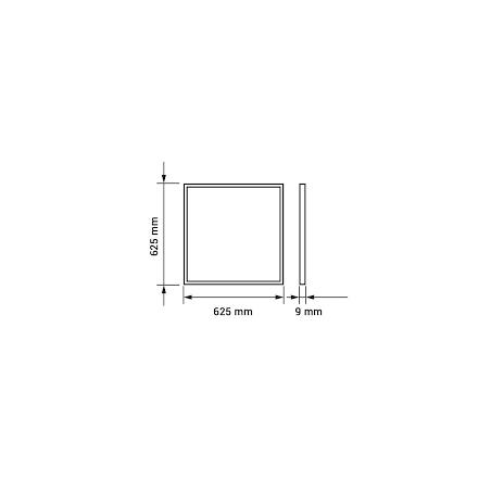 Pannello LED 62x62