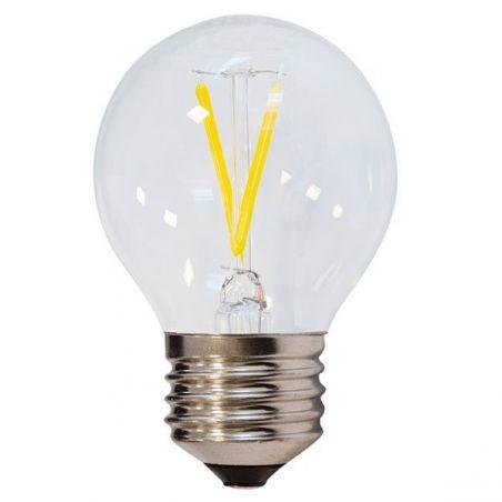 Lampadina a filamento LED...