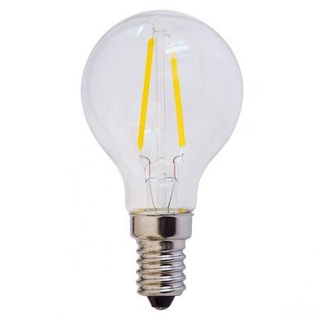 Lampadina a filamento a LED...