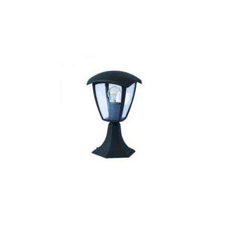 Lampada stand nero opaco 1xE27